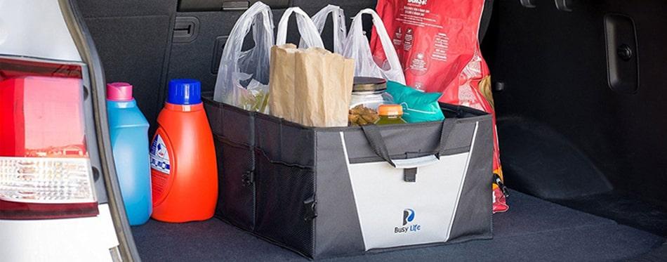 hộp chứa đồ cốp sau ô tô