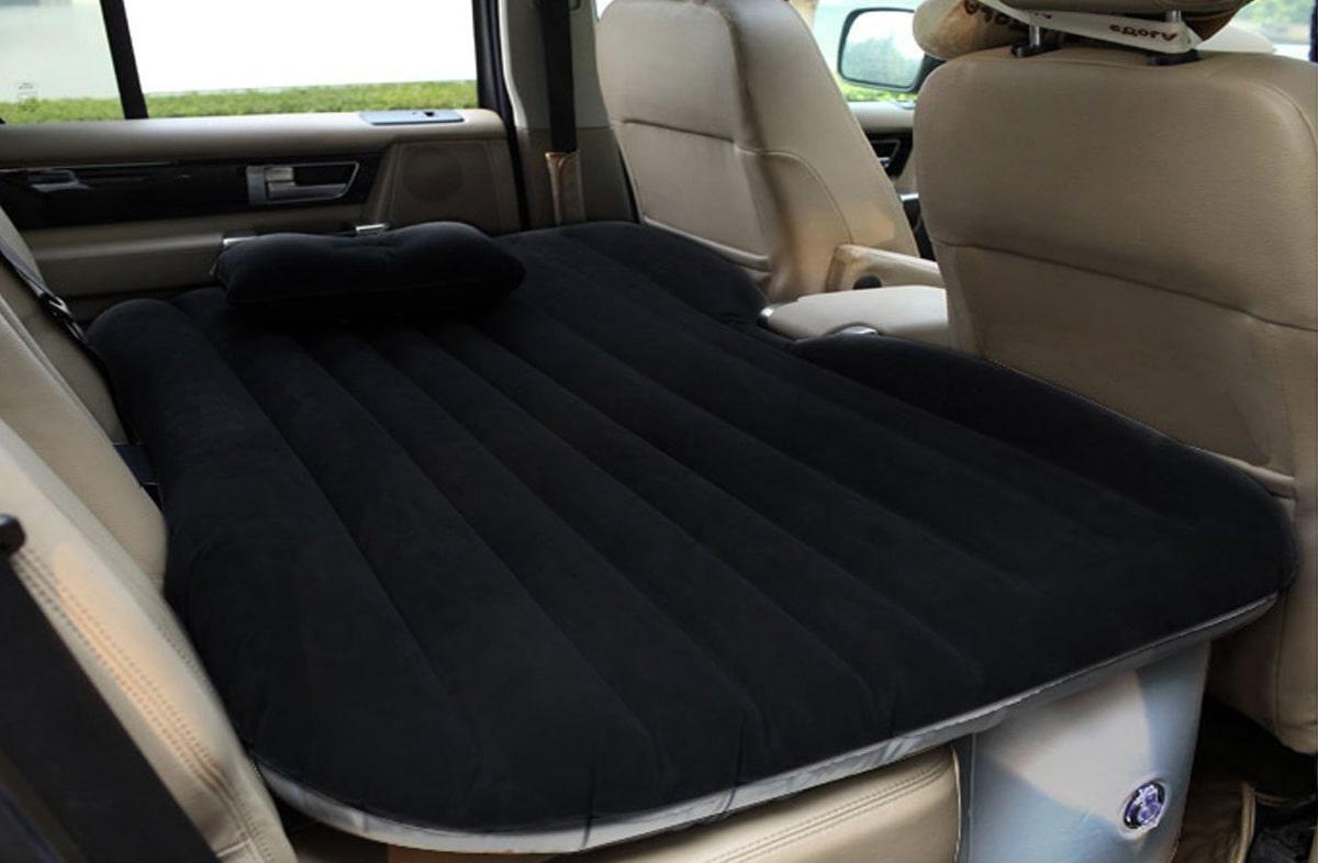 Giường bơm hơi trên ô tô
