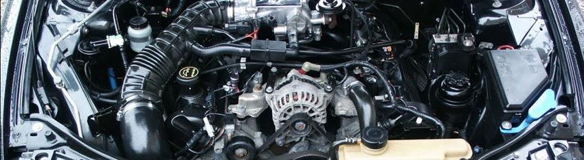 bảo dưỡng và làm sạch động cơ ô tô