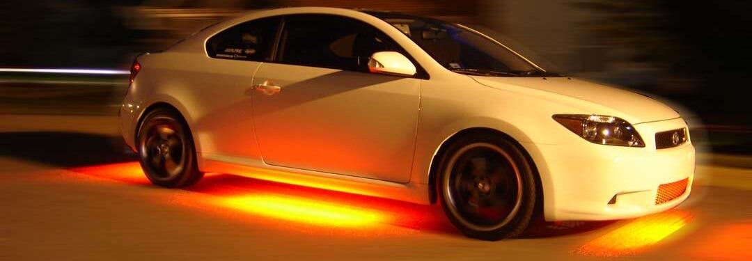 Độ đèn gầm ô tô bằng bóng đèn LED hoặc Bi Xenon giúp xe nổi bật hơn