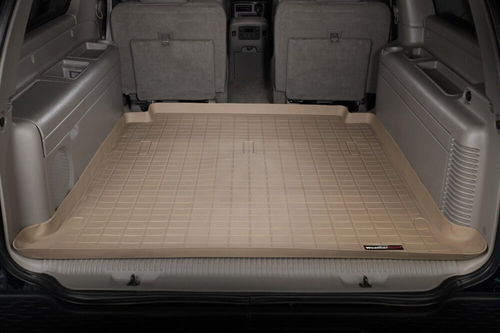 Khay lót cốp ô tô giúp xe của bạn luôn sạch sẽ